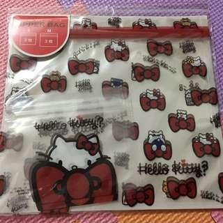 Hello Kitty 密封袋