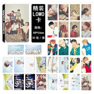 BTS Lomo Cards 30 pcs