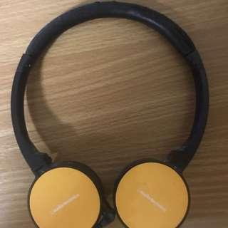 Audio Technica ATH-WM55 鐵三角耳機