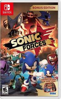 Nintendo Switch Sonic Force