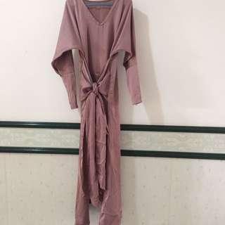 Raya Wrap Dress
