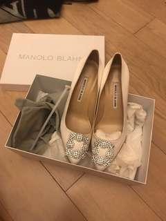 Manolo 全新 size37