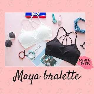 Solola - Maya bralette