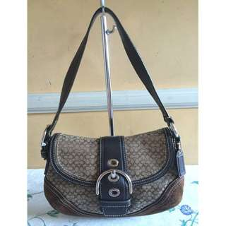 COACH Brand Shoulder or Hand Bag