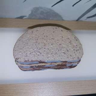 日本正版麵包squishy💕💕