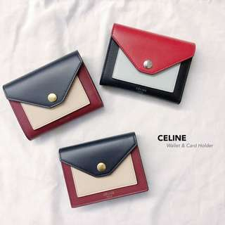 CELINE Wallet & Card Holder