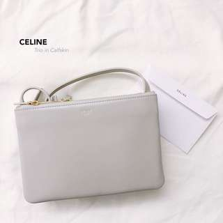 CELINE Trio Small Size in Calfskin