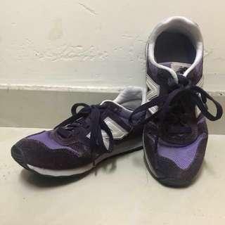 new balance 373 紫色 波鞋 休閒鞋 運動鞋