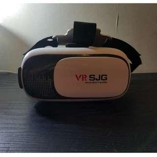 VR SJG 眼鏡