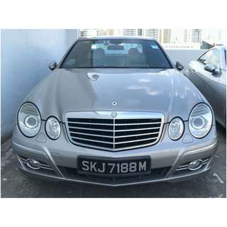 Mercedes-Benz E230 Saloon Auto