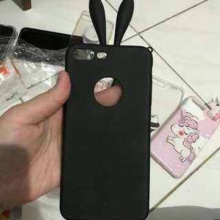Casing kelinci iphone 7+