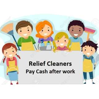 Relief Cleaners