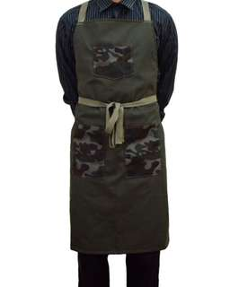 Chef's Apron (Phineas Olive Camo)