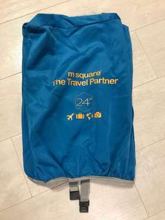 "24"" luggage cover 彈性行李套"