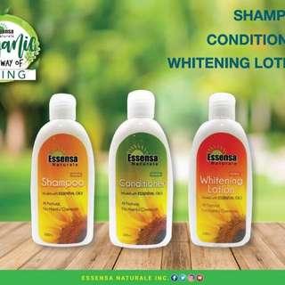 Organic Whitening Lotion
