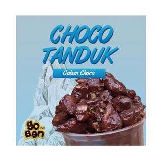 Coklat crispy goban. Coklat lumer cocok kondisi apapun dan dimanapun 😍
