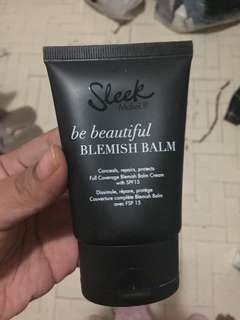 Sleek Be Beautiful Blemish Balm cream
