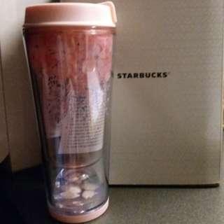 全新Starbucks櫻花杯連盒