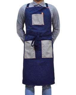 Chef's Apron (Zachary Denim)