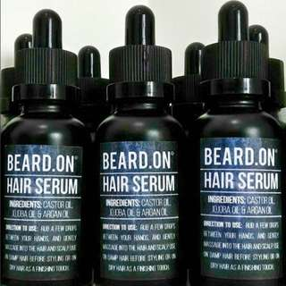 Beard.On Hair Serum