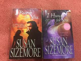 Susan Sizemore Novel (Romance Fiction)