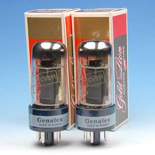 Genalex – Gold Lion 6V6GT / CV51 Power Tubes