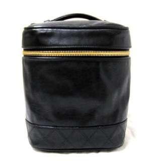 (預訂) ❤️日本中古 chanel 香奈兒 黑色羊皮手提包 美品 Bag