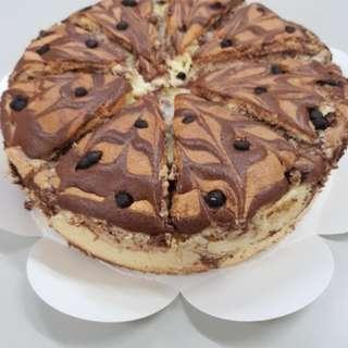 花紋大理石戚風蛋糕(8吋)滿1500免運費