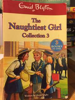 Enid blyton: the naughtiest girl