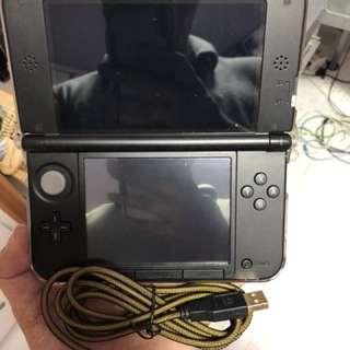3DS XL Black