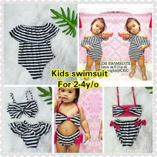 Kids swimsuit For 2-4y/o  Retail 220 Reseller 200 Lhea Albay