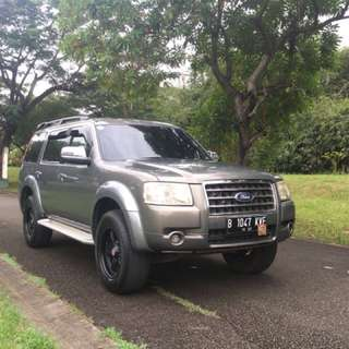 FORD EVEREST XLT AT TDCi Turbo Tahun 2007