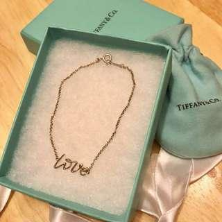 """TIFFANY & CO. """"Love"""" Bracelet"""