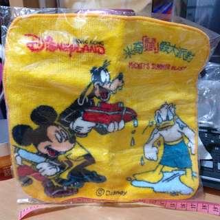 Disney 米奇鼠假大派對毛巾仔
