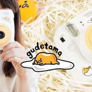 Gudetama instant camera