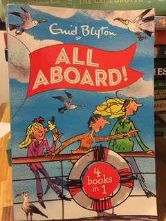 Enid blyton: all aboard