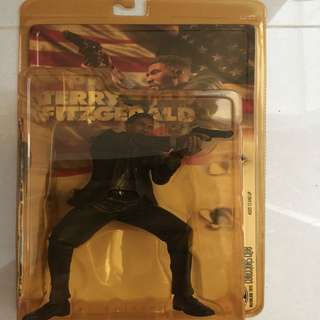 McFarlane Terry  Fitzgerald collectors edition