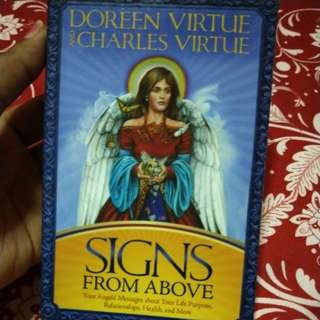 Doreen Virtue's Signs From Above Book