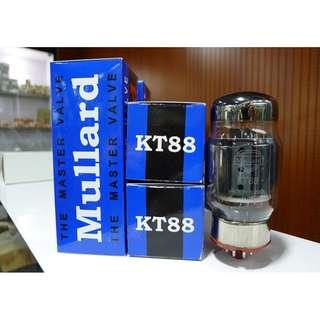 Mullard KT88 Power Tubes