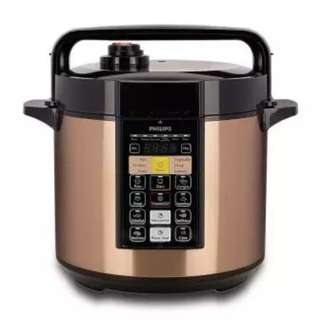 Philips HD2139/62 Viva Collection ME Computerized Electric Pressure Cooker