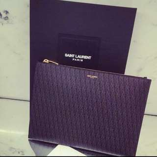 YSL Pouch (Original prices: $3900)