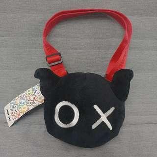 劉德華原創設計 Andox黑仔小手袋 (13cm×16cm)
