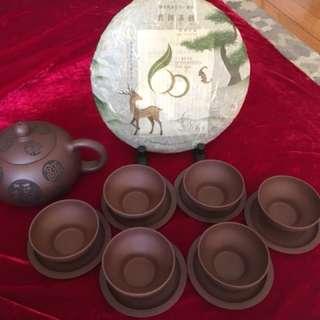 福[六/🦌]茶/具 套裝