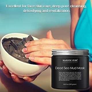 《現貨》勁受歡迎嘅美國🇺🇸品牌死海礦物深層清潔泥!
