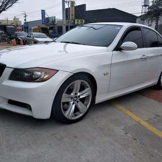 2006 BMW e90 330 售42萬 可全額貸款 0977366449 line:a0977366449