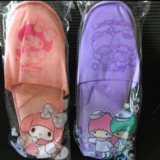 Sanrio Room Slippers