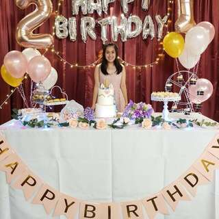 Party Supplies Rental