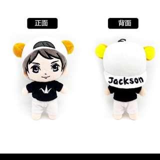 Tfboys Jackson doll