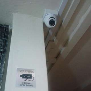 CCTV Package 2channel