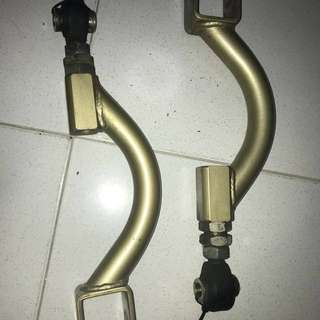 Nissan Silvia S14 S15 Rear adjustable upper / camber arm with pillowball mount